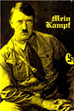 Cover of Hitler - Mein Kampf english translation unexpurgated 1939