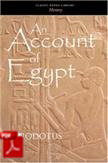 Cover of count of Egypt